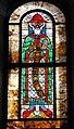 2011-02-26 Augsburg 037 Dom Unserer Lieben Frau, Buntglasfenster, Prophet Hosea (5482316285).jpg
