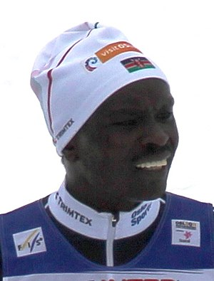 Tropical nations at the Winter Olympics - Philip Boit was the first Kenyan to participate in the Winter Olympics.