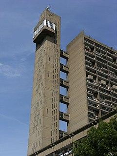 tower block in Kensal Town, Royal Borough of Kensington and Chelsea, London
