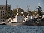 2012-09-14 Севастополь. Средний разведовательный корабль без вооружения Кильдин (2).jpg