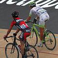 2012 Paris-Roubaix, Manuel Quinziato & Bert de Backer (7131287617).jpg