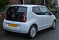 2012 Volkswagen UP! White 1.0 Rear.jpg