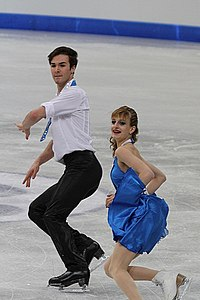 2012 World Junior FS Gabriella Papadakis Guillaume Cizeron2.jpg