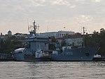 2013-08-29 Севастополь. Вспомогательное судно A512 Mosel ВМС Германии (4).JPG