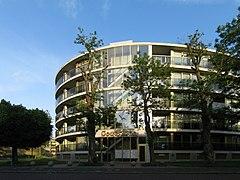 20130629 Goudriaan Vechtstraat Rivierenbuurt Groningen NL.jpg