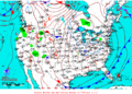 2015-10-18 Surface Weather Map NOAA.png