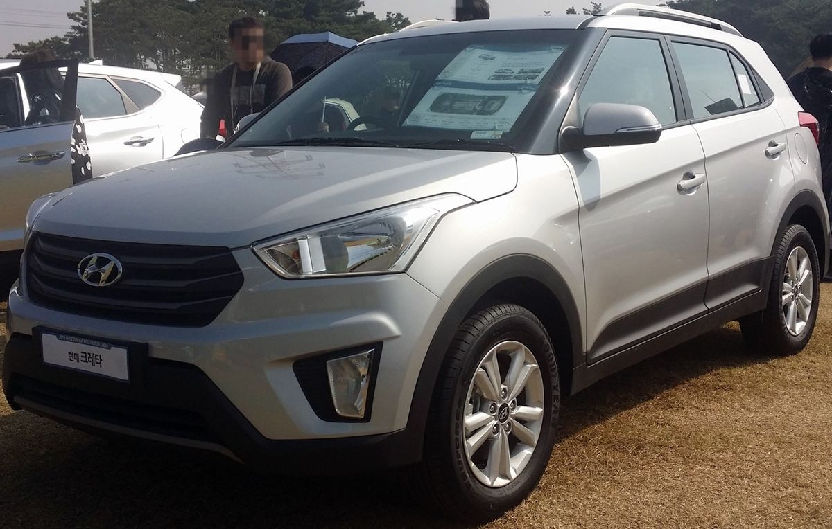 Best Suv For First Car