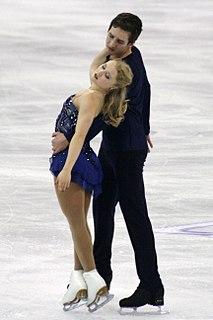 Julianne Séguin Canadian figure skater