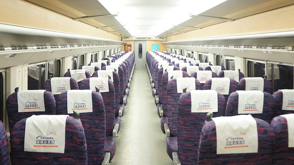 201603 ZE Interior of CRH2A-2006