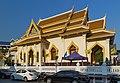 2016 Bangkok, Dystrykt Samphanthawong, Wat Traimit Witthayaram (05).jpg