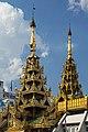 2016 Rangun, Pagoda Sule (04).jpg
