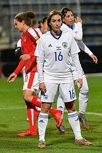 20171123 FIFA Women's World Cup 2019 Qualifying Round AUT-ISR Karin Sendel 850 6320.jpg