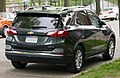 2017 Chevrolet Equinox rear 5.17.19.jpg