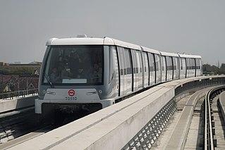 Pujiang line Shanghai Metro line