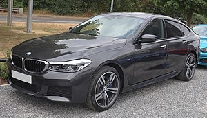 2018 BMW 630i GT M Sport Automatic 2.0 Front.jpg