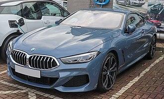 BMW 8 Series - G15 840d xDrive