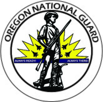 Oregon Military Department - Image: 2018 ORNG Logo white background