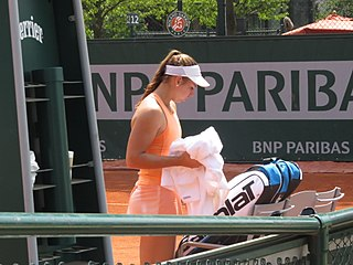 Julia Grabher Austrian tennis player