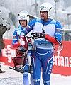 2019-01-24 Doubles Preliminary Run at FIL World Luge Championships 2019 by Sandro Halank–024.jpg