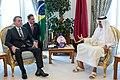 2019 Encontro Privado com Sua Alteza o Xeique Tamim Bin Hamad Al Thani, Emir do Catar.jpg