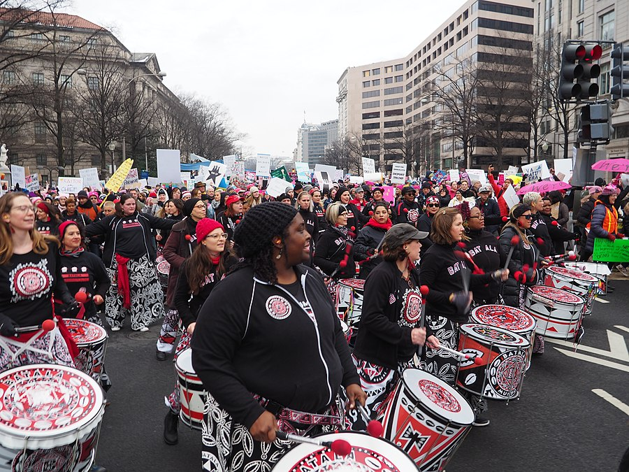 2019 Women's March on Washington, D.C.1191703.jpg