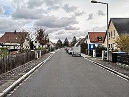 Fuchsweg in Nürnberg