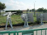 "21-K gun in Museum-reserve ""Malaya zemlya"" (variants).jpg"