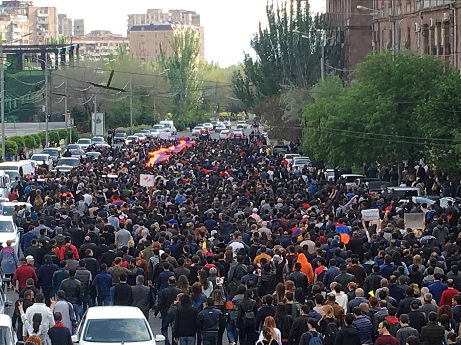 22.04.2018 Protest Demonstration, Yerevan 59.jpg
