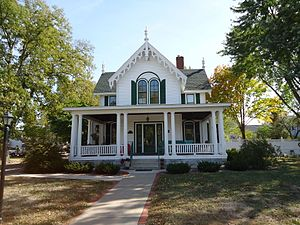 National Register of Historic Places listings in Eau Claire County, Wisconsin - Image: 221 Washington Street, Eau Claire, WI