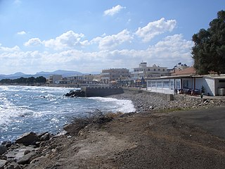 Kissamos Place in Greece