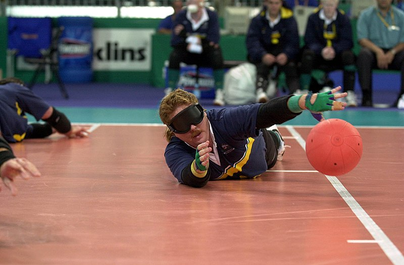how to play goalball, weird bets, betting odds, betting predictions, betting tips, online gambling sites in Japan, gamingzion, 1XBET, Paralympics, Goalball, Tokyo, Rio, blind, visually impaired, sense organs, self experience,