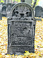 251012 Detail of tombstones at Jewish Cemetery in Warsaw - 36.jpg