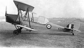 Image illustrative de l'article De Havilland DH.82 Tiger Moth