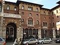 3420 - Arpesani, Cecilio (1853-1924) - Palazzo Gonzaga di Vescovado (1906) - Foto Giovanni Dall'Orto, 6-Mar-2008.jpg