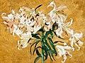 345Albert Edelfelt (Finnish, 1854-1905), Lilies, 1894, 38 x 50.5 cm..jpg