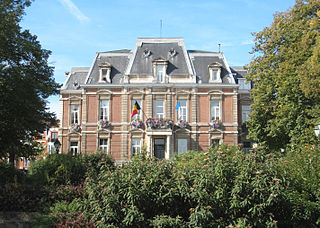 Uccle Municipality in Belgium