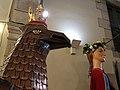 367 L'Àliga de Manresa i la gegantona Laia de Barcelona, al palau de la Virreina.JPG