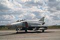 38+68 F-4F Phantom II of JG-71 at Wittmund with more Maple flag art-work (3610022453).jpg