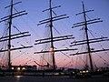 3 masten - Sedov CEDOB Antwerpen.JPG