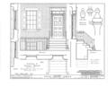 4-10 Grove Street (Row Houses), New York, New York County, NY HABS NY,31-NEYO,39- (sheet 2 of 7).png