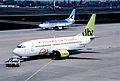 407bu - flydba Boeing 737-300, D-ADIG@TXL,07.05.2006 - Flickr - Aero Icarus.jpg