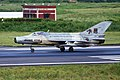 414 Bangladesh Air Force F-7 Air Guard Taxiing (8157533428).jpg