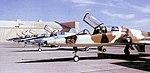 4477th Test and Evaluation Squadron T-38 Talon Flightline.jpg