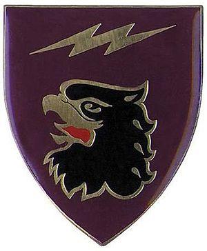 13 Signal Squadron - 44 Signals emblem