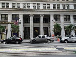 Merchants Exchange Building (San Francisco) - Image: 465 California St Merchants Exchange Building