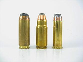 Cor-Bon/Glaser - .50 Action Express, .440 Cor-Bon, .44 Rem Magnum