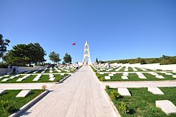 57.Alay Şehitliği (57th Regiment) - Turkish memorial and cementery (8709797084).jpg