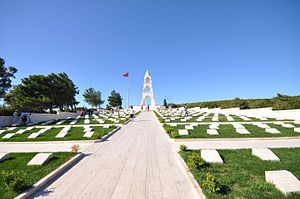 57th Infantry Regiment (Ottoman Empire) - Image: 57.Alay Şehitliği (57th Regiment) Turkish memorial and cementery (8709797084)