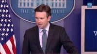 File:6-2-15- White House Press Briefing.webm