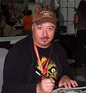 Francesco Francavilla Italian comic book artist